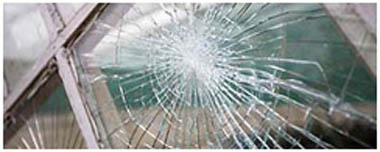 Finchley Smashed Glass